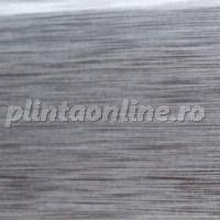 Plinta PVC Canal cablu LM 55.106 Aluminium